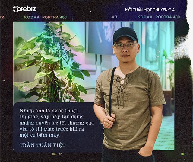 Nhiếp ảnh gia Trần Tuấn Việt: Sự chân thành, kiên định trong đam mê chắc chắn sẽ giúp bạn tồn tại, phát triển và được trả công xứng đáng  - Ảnh 2.