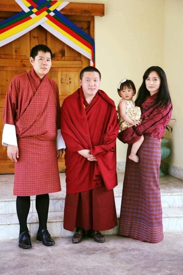 Gia đình cực phẩm của Hoàng hậu vạn người mê Bhutan: Em trai làm phò mã, chị gái xinh đẹp kết hôn với hoàng tử - Ảnh 6.