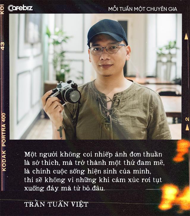 Nhiếp ảnh gia Trần Tuấn Việt: Sự chân thành, kiên định trong đam mê chắc chắn sẽ giúp bạn tồn tại, phát triển và được trả công xứng đáng  - Ảnh 8.