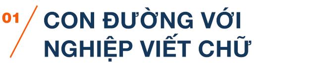 Sống bằng đam mê: Cựu sinh viên FTU rẽ ngang sang nghề viết chữ, đến nay thành nghệ nhân calligraphy số 1 Việt Nam  - Ảnh 2.