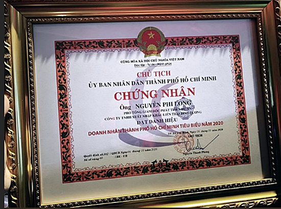Rich kid Tiên Nguyễn mới 24 tuổi đã nhận danh hiệu Doanh nhân TP.HCM tiêu biểu 2020, xem những điều cô và công ty của gia đình đã làm suốt thời điểm dịch Covid-19 còn bất ngờ hơn! - Ảnh 3.