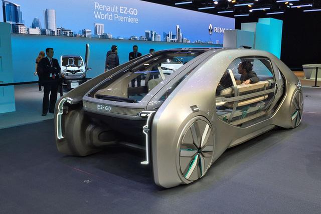 Tại sao các nhà sản xuất ô tô vẫn chi hàng triệu USD cho những mẫu xe concept mà họ không có kế hoạch sản xuất? - Ảnh 4.