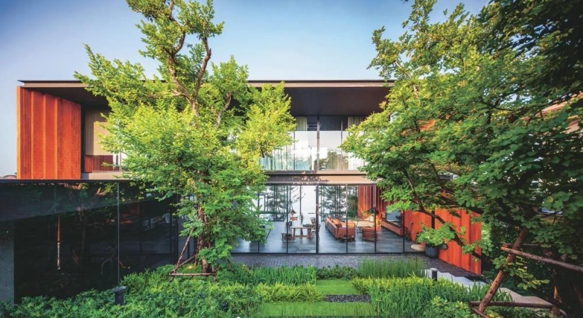 Những thiết kế lọt top 10 ngôi nhà đẹp nhất năm 2020 - Ảnh 1.