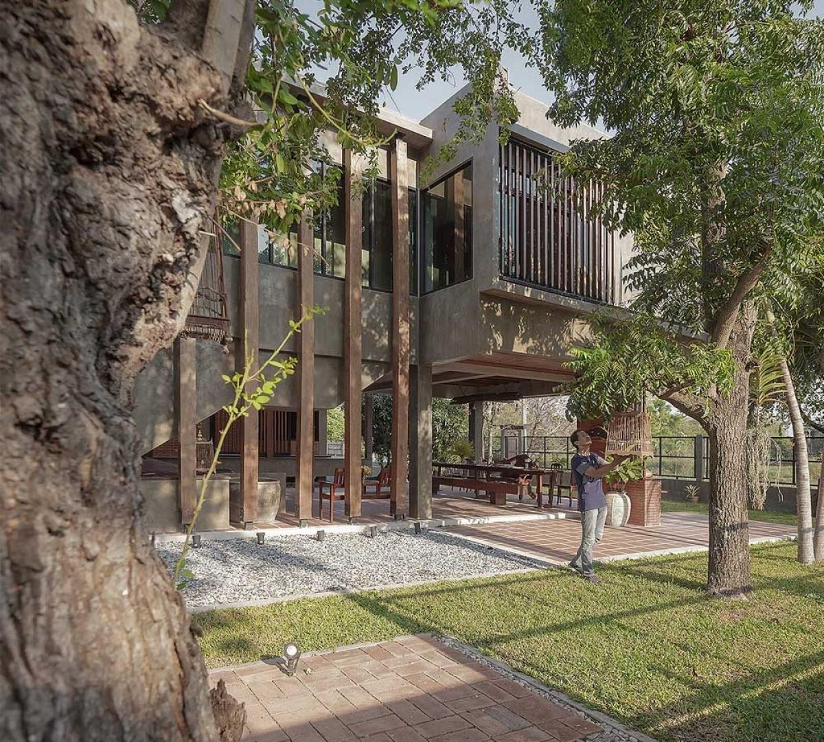 Những thiết kế lọt top 10 ngôi nhà đẹp nhất năm 2020 - Ảnh 2.