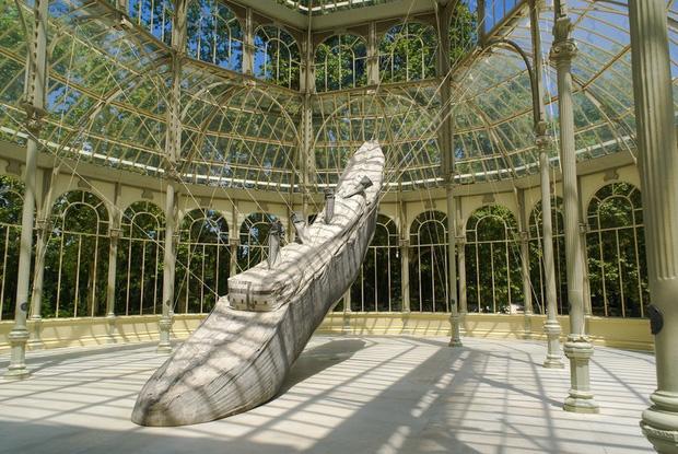 Ngắm đã mắt cung điện pha lê ở Tây Ban Nha, xem xong chỉ muốn đến thử một lần - Ảnh 3.