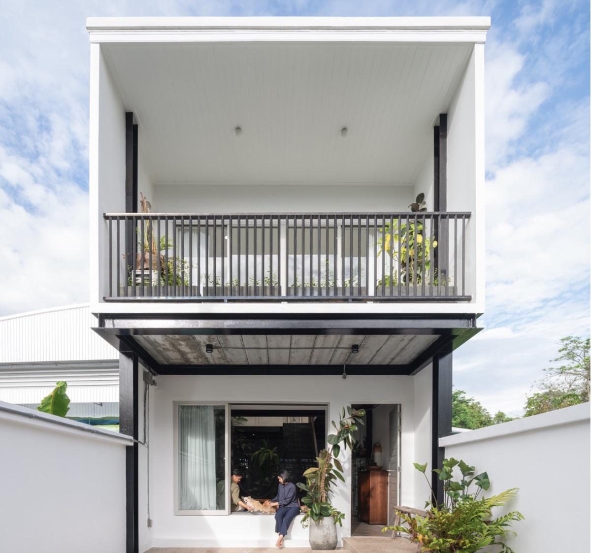 Những thiết kế lọt top 10 ngôi nhà đẹp nhất năm 2020 - Ảnh 4.