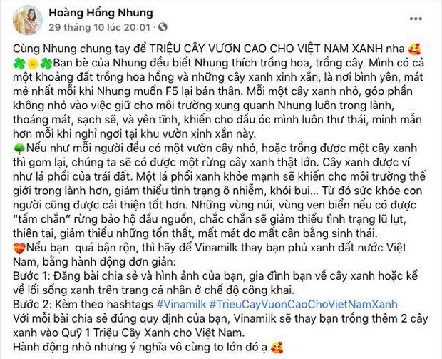 """Mạng xã hội bỗng chốc """"xanh rì"""" với chiến dịch """"Triệu cây vươn cao cho Việt Nam xanh"""" - Ảnh 2."""
