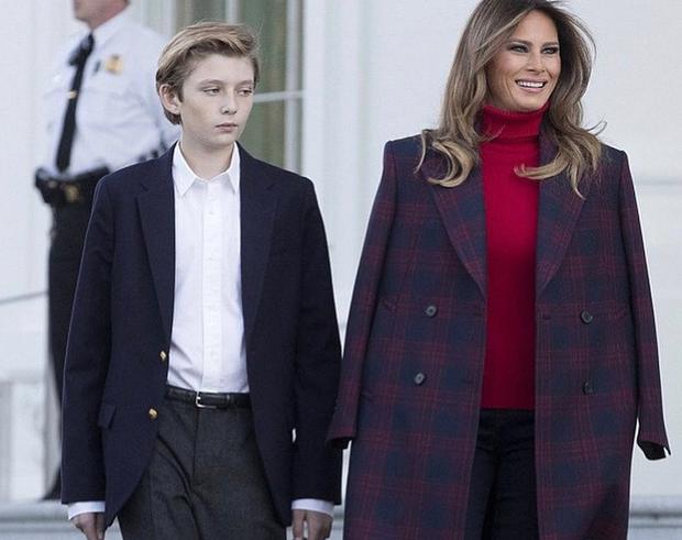 Cả gia đình sắp phải rời Nhà Trắng, đệ nhất thiếu gia Mỹ Barron Trump sẽ chuyển đến sống ở đâu và trải qua những thay đổi lớn thế nào? - Ảnh 19.