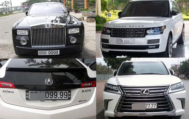 Bộ trưởng Công an nói về việc đấu giá biển xe ô tô số đẹp - Ảnh 2.
