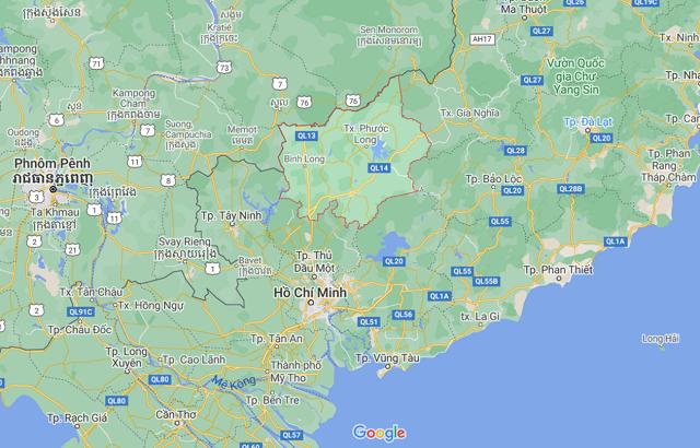 Bình Phước đề nghị làm loạt dự án hạ tầng, bao gồm cao tốc Chơn Thành - Hoa Lư - Ảnh 1.