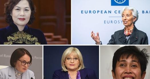 Những nữ thống đốc ngân hàng quyền lực trên thế giới  - Ảnh 1.
