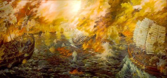 Thần cơ diệu toán Lưu Bá Ôn: Những lần tiên tri chính xác cứu mạng hoàng đế Trung Hoa - Ảnh 6.