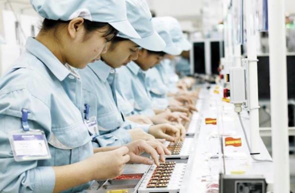 Trung Quốc vượt Nhật, Hàn về số vốn đầu tư vào Việt Nam - Ảnh 1.