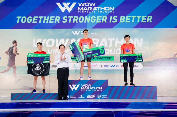 WOW Marathon Vinpearl Phú Quốc và trải nghiệm hoàn toàn khác biệt: Vừa rèn luyện sức khỏe, vừa thưởng thức trọn vẹn vẻ đẹp của đảo ngọc - Ảnh 9.