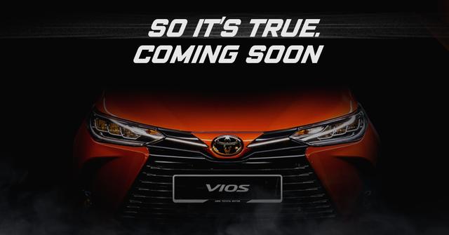 Liên tục ra mắt tại ĐNA, Toyota Vios 2021 sắp về Việt Nam: Sedan 'quốc dân' thiết kế lại long lanh kiểu Lexus - Ảnh 1.