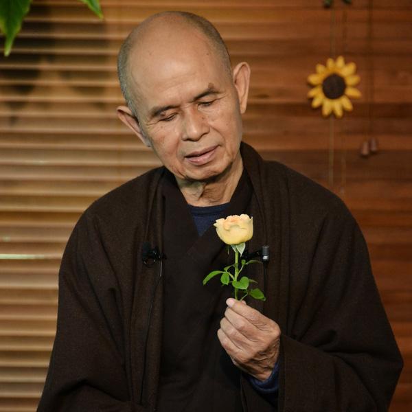 Thiền sư Thích Nhất Hạnh: Cuộc sống vừa đáng sợ vừa tuyệt vời, xin hãy mỉm cười thật nhiều vì đó mới là cách thiền định tốt nhất để hạnh phúc - Ảnh 1.
