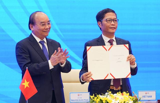 Báo chí quốc tế nhận định tích cực về Hiệp định RCEP - Ảnh 1.