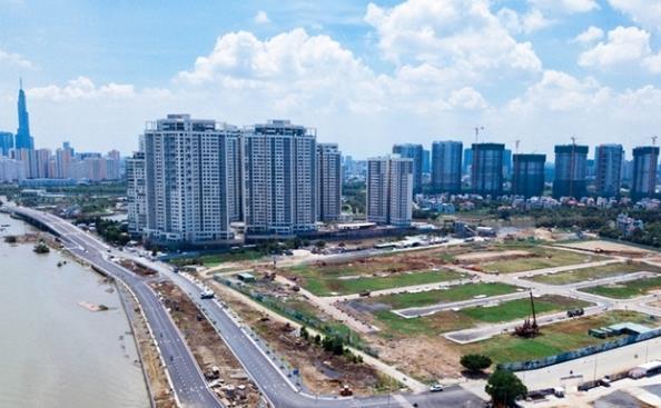 Sụt giảm vốn FDI vào bất động sản - Ảnh 1.