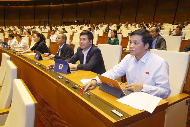 Hôm nay (17/11), bế mạc kỳ họp thứ 10 Quốc hội khóa XIV - Ảnh 1.