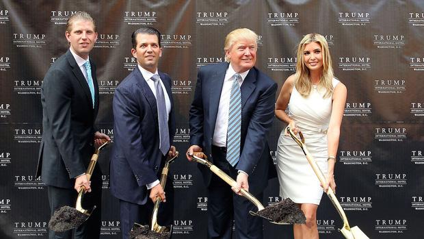 Khi các con lớn nhà ông Trump từng dính tin đồn bắt nạt em kế, quan hệ thật sự giữa Barron Trump với anh chị cùng cha khác mẹ ra sao? - Ảnh 12.
