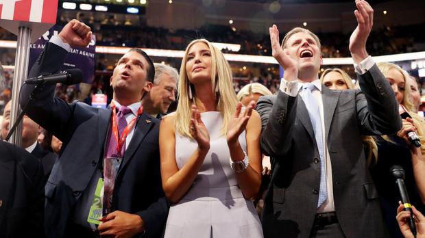 Khi các con lớn nhà ông Trump từng dính tin đồn bắt nạt em kế, quan hệ thật sự giữa Barron Trump với anh chị cùng cha khác mẹ ra sao? - Ảnh 13.