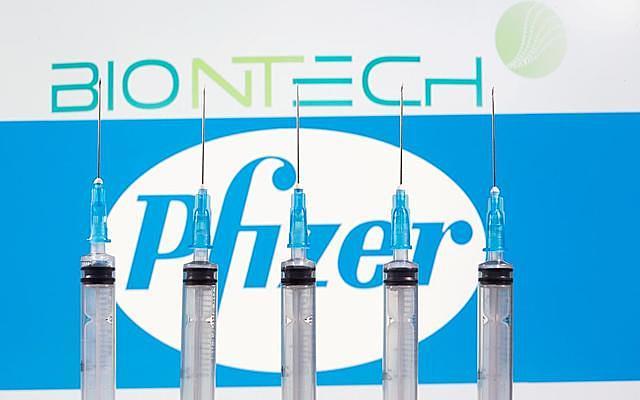 Pfizer thông báo hoàn tất thử nghiệm vaccine Covid-19, hiệu quả 95% - Ảnh 1.