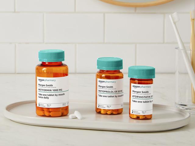 Mở tiệm thuốc online, Amazon gây cơn chấn động ngành dược phẩm toàn cầu  - Ảnh 1.