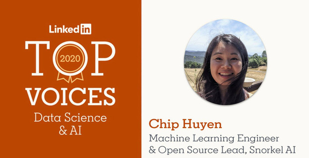 """Huyền Chip, cô gái từng bị """"ném đá"""" năm nào giờ đã lọt Top 5 người có tiếng nói nhất trên LinkedIn mảng AI, chuẩn bị làm giảng viên Stanford! - Ảnh 2."""