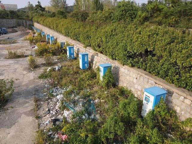 Hết nghĩa trang xe đạp giờ Trung Quốc lại đau đầu với cọc sạc thây ma  - Ảnh 1.