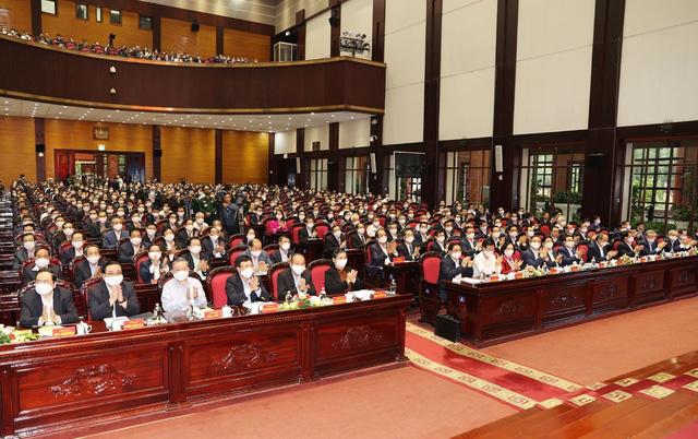 Tổng Bí thư, Chủ tịch nước chủ trì Hội nghị tổng kết công tác tổ chức Đại hội đảng bộ các cấp - Ảnh 2.