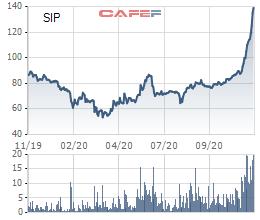 Cổ đông Đầu tư Sài Gòn VRG (SIP) lợi kép: Cổ phiếu tăng 55% từ đầu tháng 11, sắp nhận cổ tức bằng tiền tỷ lệ 10% - Ảnh 2.