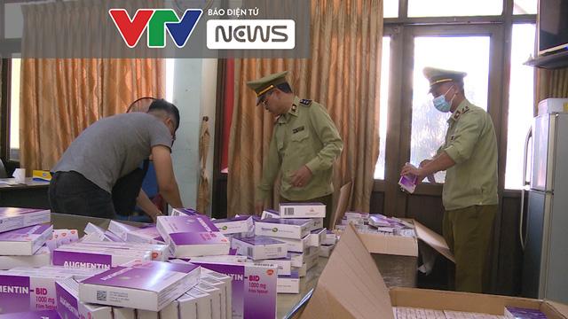 Bắt giữ lô thuốc tân dược cực lớn nhập lậu qua đường hàng không - Ảnh 4.