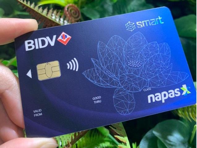 Thẻ Chip nội địa BIDV Smart – tấm thẻ thông minh chính thức đến tay người tiêu dùng - Ảnh 2.
