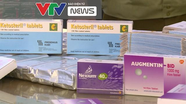 Bắt giữ lô thuốc tân dược cực lớn nhập lậu qua đường hàng không - Ảnh 6.
