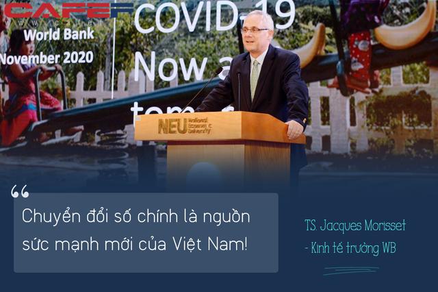 Kinh tế trưởng Ngân hàng Thế giới: Việt Nam đã chiến thắng Covid-19, vậy tại sao không thể là nhà vô địch về phục hồi xanh? - Ảnh 3.