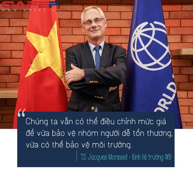 Kinh tế trưởng Ngân hàng Thế giới: Việt Nam đã chiến thắng Covid-19, vậy tại sao không thể là nhà vô địch về phục hồi xanh? - Ảnh 7.