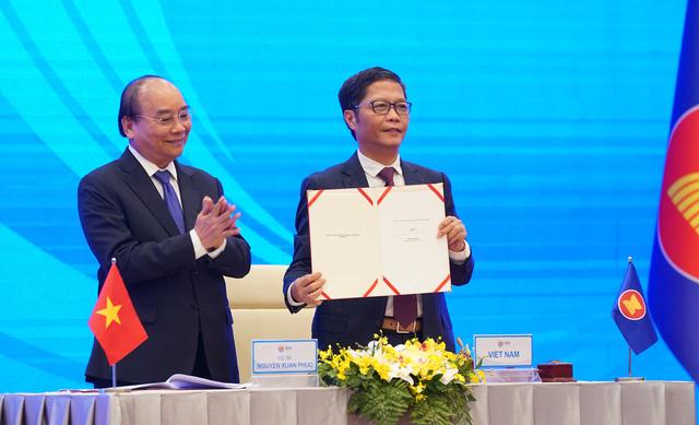 Hiệp định RCEP - Rộng mở thị trường, khốc liệt đường đua - Ảnh 1.