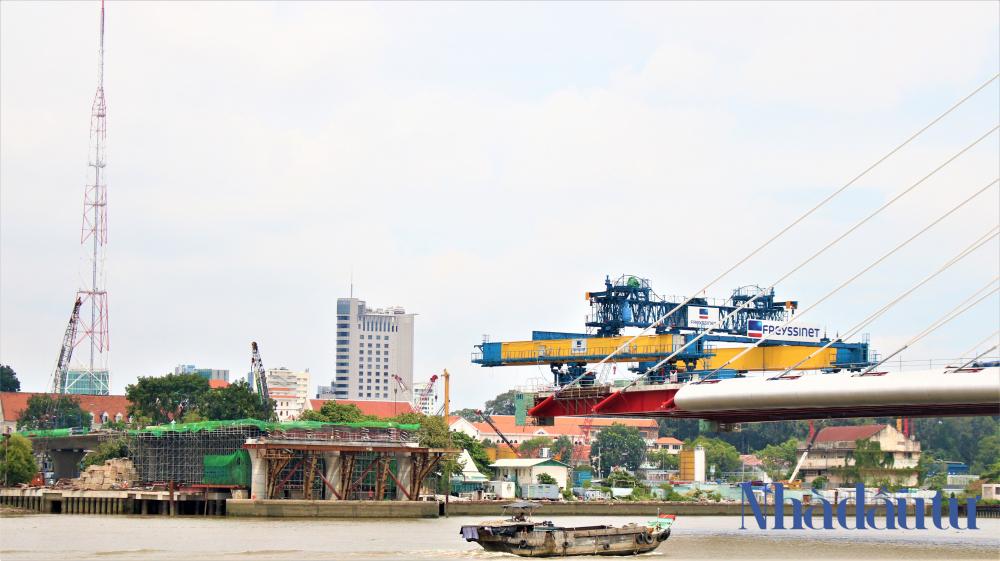 Những dự án giao thông trọng điểm tại TP.HCM chưa thể về đích trong năm 2020