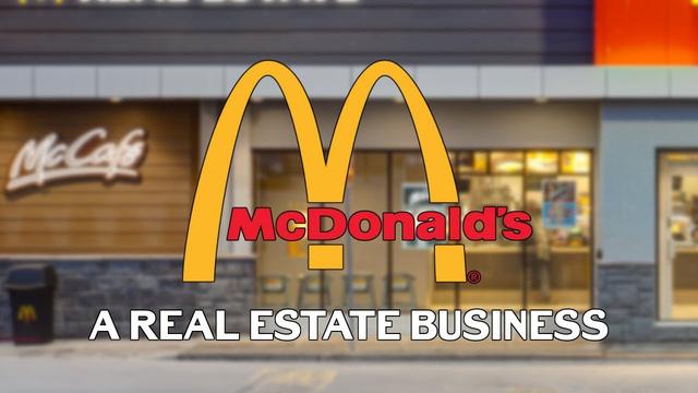 Bạn tưởng McDonalds bán bánh burger mà giàu ư, nhầm to! Nhờ chiến lược tinh vi này, họ là một trong 5 đại gia BĐS hàng đầu thế giới  - Ảnh 3.