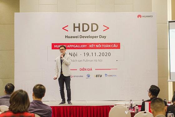 """Huawei AppGallery """"ghi điểm"""" với chính sách hỗ trợ chuyên biệt  - Ảnh 1."""