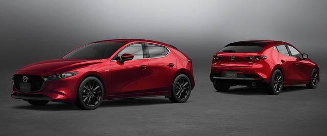 Mazda3 đời mới lần đầu nâng cấp: Đã đẹp nhất thế giới giờ còn nâng tầm hiệu suất lên vài phần - Ảnh 1.