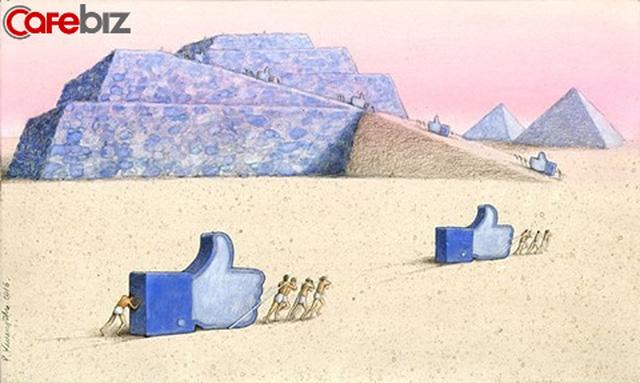 Dấu hiệu thể hiện bản lĩnh của một người: Không ngừng cập nhật trạng thái trên mạng xã hội - Ảnh 1.