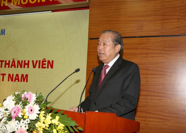 Phó Thủ tướng Thường trực trao quyết định bổ nhiệm Chủ tịch Tập đoàn Dầu khí - Ảnh 2.