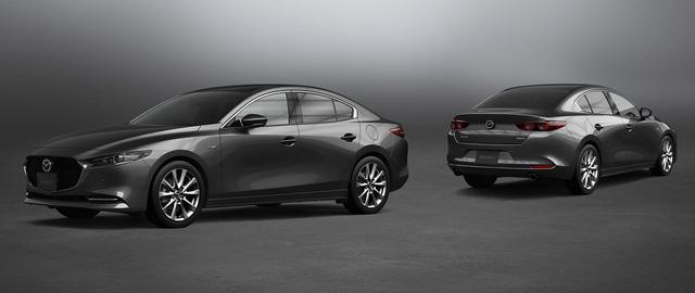Mazda3 đời mới lần đầu nâng cấp: Đã đẹp nhất thế giới giờ còn nâng tầm hiệu suất lên vài phần - Ảnh 2.