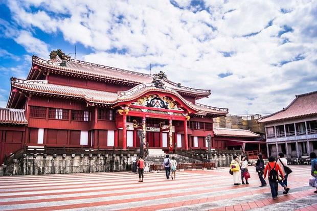 Toà lâu đài đen đủi nhất Nhật Bản: Mới 600 tuổi mà bị thiêu rụi tới 5 lần, giờ chỉ còn tàn tích - Ảnh 3.