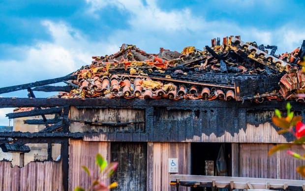 Toà lâu đài đen đủi nhất Nhật Bản: Mới 600 tuổi mà bị thiêu rụi tới 5 lần, giờ chỉ còn tàn tích - Ảnh 4.