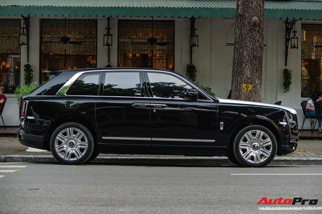 Đại gia Hà Nội mạnh tay độ vành nghìn đô cực độc cho Rolls-Royce Cullinan - Ảnh 2.