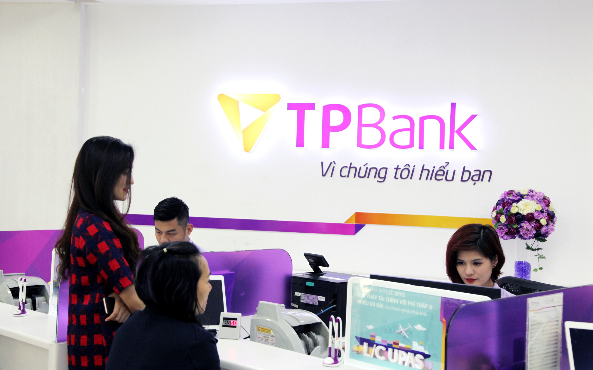 DOJI hủy giao dịch mua 11,6 triệu cổ phiếu TPB