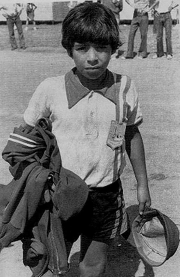 photo 1 1606352361708529628046 Diego Maradona và lời tiên tri định mệnh về một huyền thoại vĩ đại