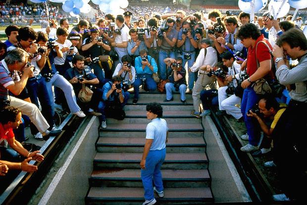 photo 1 16063523651331804305958 Diego Maradona và lời tiên tri định mệnh về một huyền thoại vĩ đại